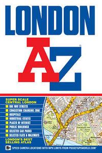 London A-Z Book