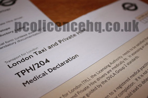 PCO Licence Application Form